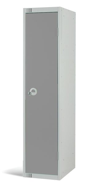 1778 x 457 x 457 mm Grey And Light Grey Large Lockers