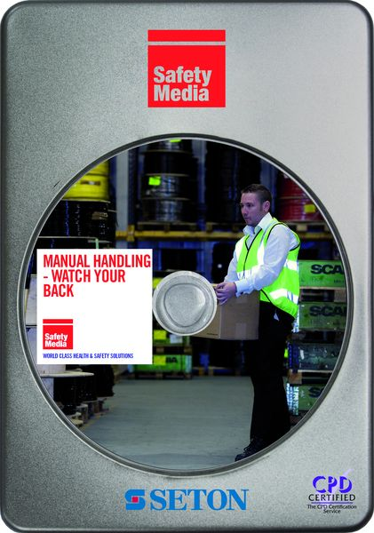 Watch Your Back - Manual Handling Dvd