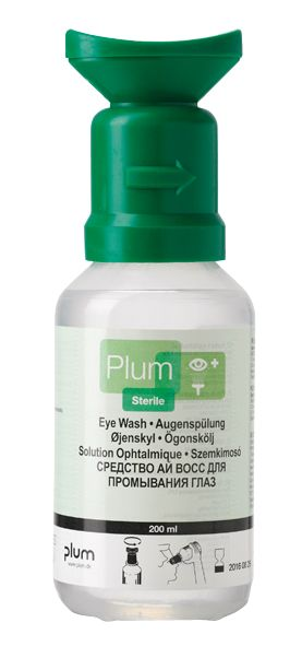 200 Ml Plum Eye Wash