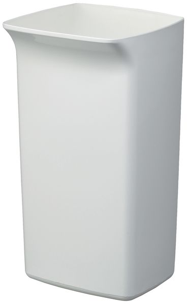 Recycling Container 40 Litre White Storage Containers