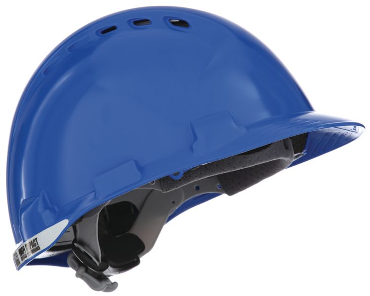 Mk8 Vented Helmet Wheel Ratchet Blue Helmets