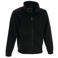 Vernon Polar Fleece Black Large