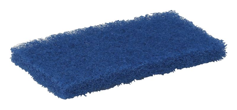 Vikan Food Grade Medium Blue Cleaning Pad Cleaners