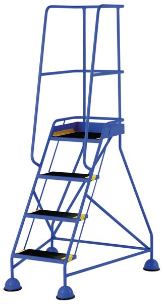 4 Tread Mobile Blue Bs En 131-7 For Stairs