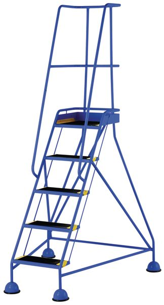 5 Tread Mobile Blue Bs En 131-7 For Stairs