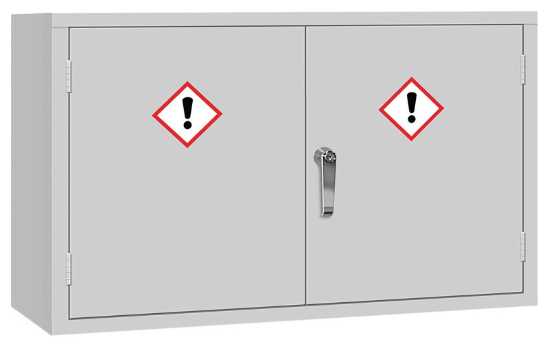 Grey Coshh Cabinet H 610mm x With 915mm x D 381 mm Cabinet