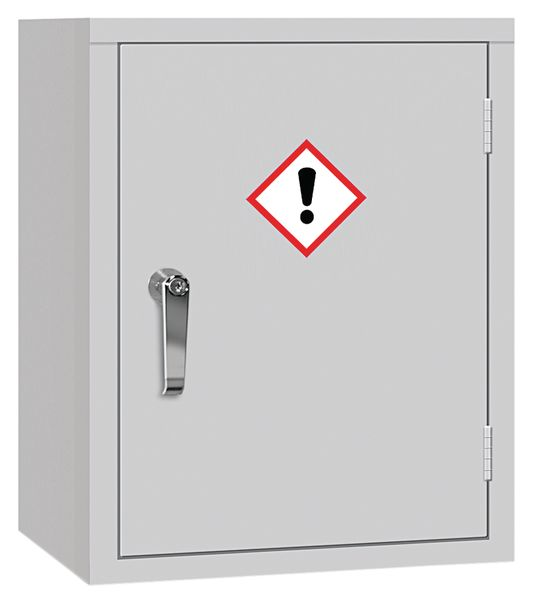 Grey Coshh Cabinet H 610 mm x With 457mm x D 457 mm Cabinet