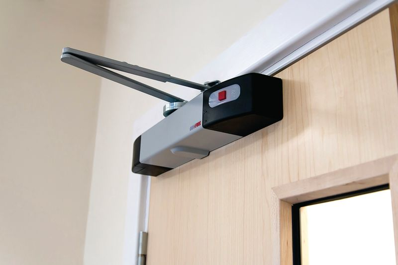 Acoustic Door Holder
