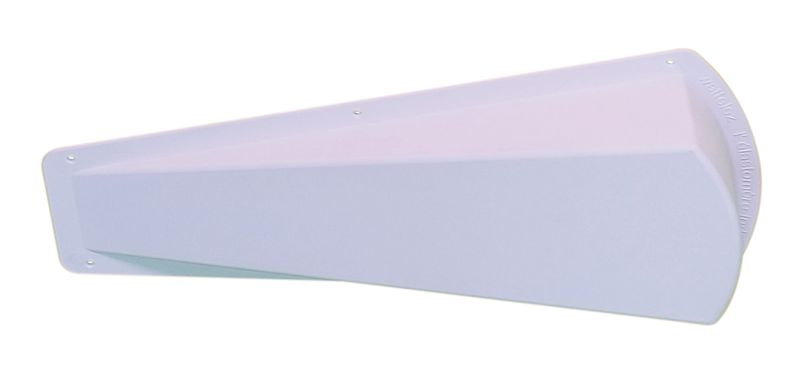 Impact Bumper For Door Handles White