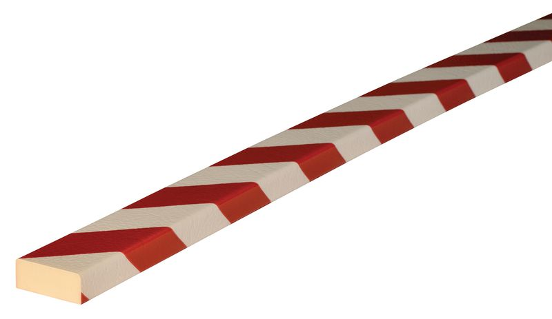 Surface Protector 40 x 11 mm 1M Red / White