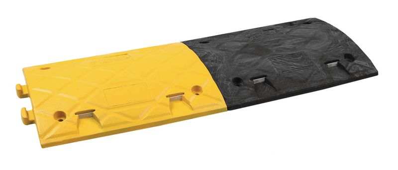 Speed Bump 4Mph 75 x 500 mm - Pair