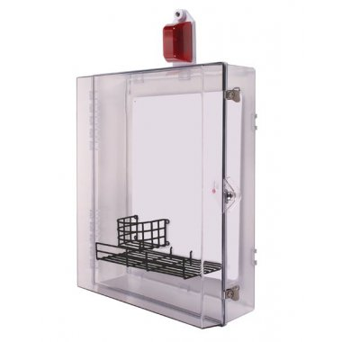 Aed Cabinet With Alarm 630 x 504 x 186mm Cabinet