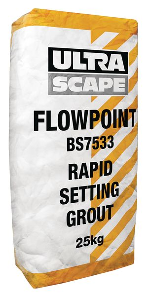 Rapid Setting Grout 25 Kg Bag Grout