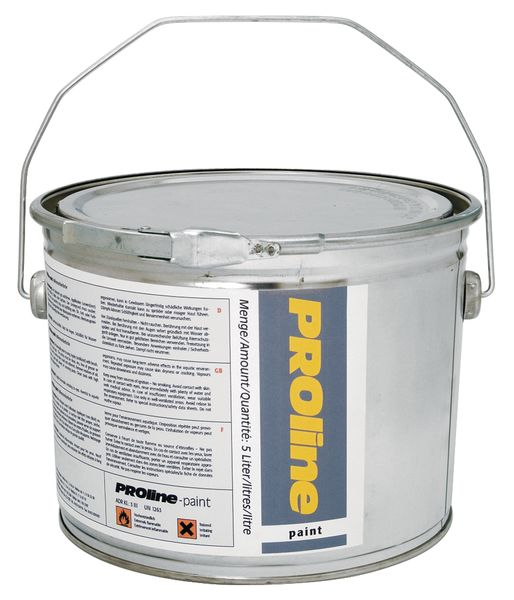 Industrial Floor Paint 5 Litre Blue Paint