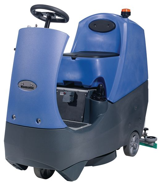 Ride On Scrubber Dryer Mains Scrubbers