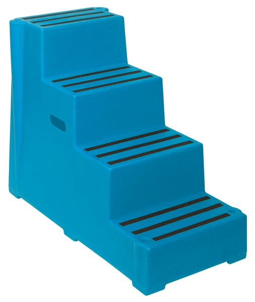 Safety Step 4 Tread Blue For Stairs