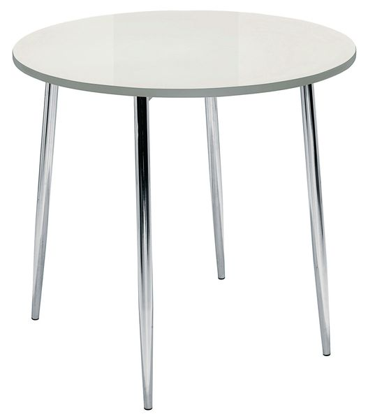 Express Bistro Table White Tables