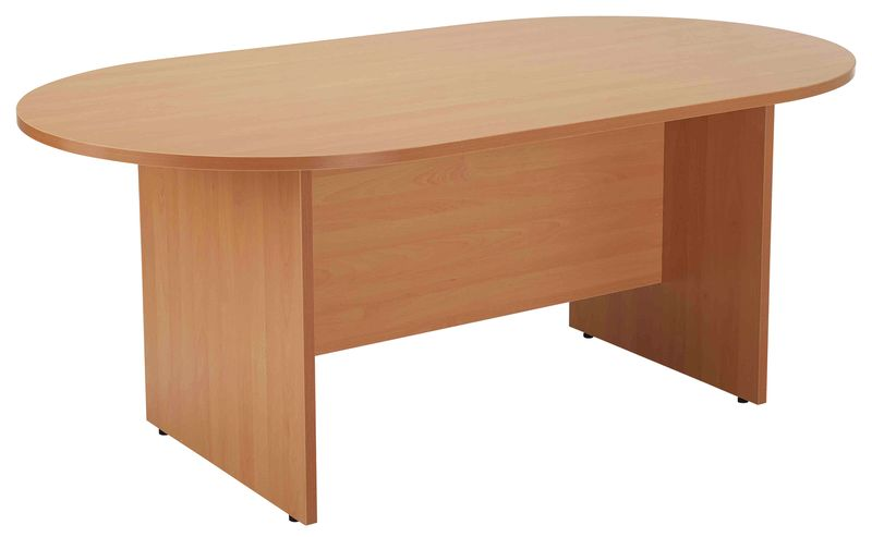 Concept Panel End Meeting Table Be 730 mm Height Tables