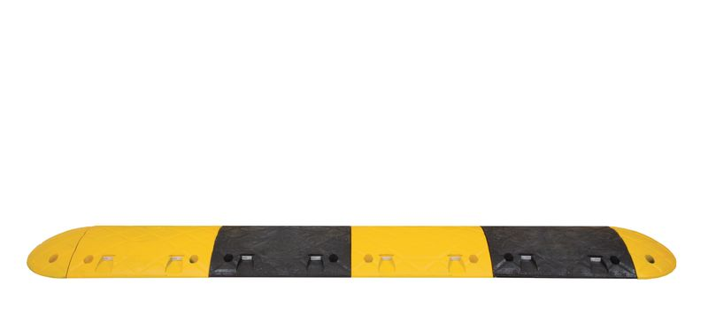 2.3M 10Mph Speed Bump Kit Concrete