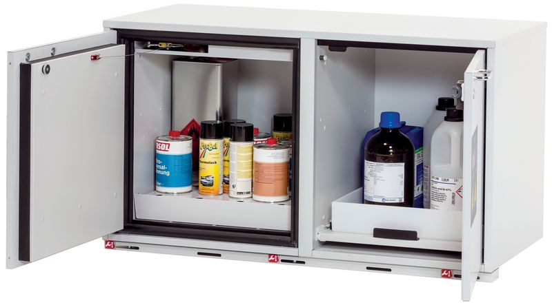 Fire Resistant Underbench Cabinet 90 Minute Fire Rating Cabinet