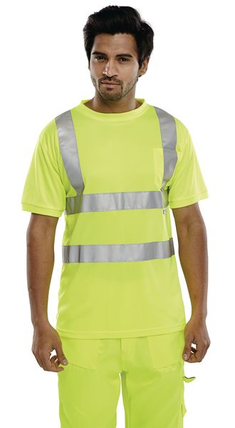 High Visibility Tshirt Medium