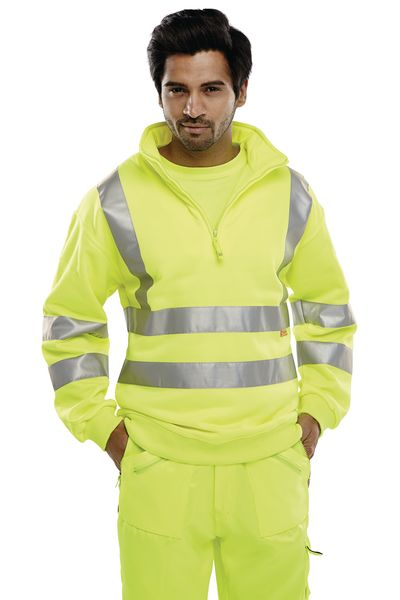 High Visibility Fleece Medium