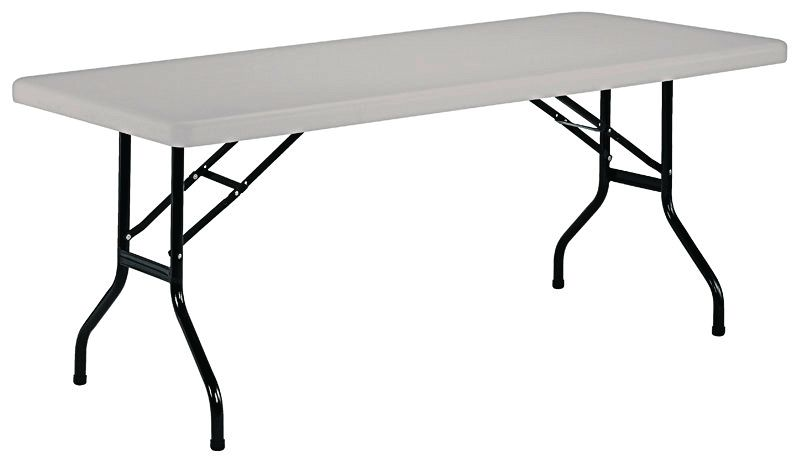 Morph 1830W Table With Folding Legs Tables