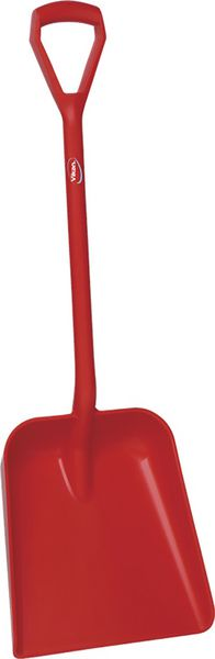 Shovel 327 x 271 x 50 1040 mm Red