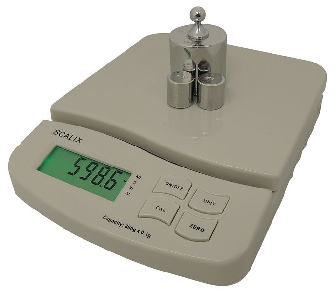 6 Kg Precision Bench Scale With Calibration Certificate Scales
