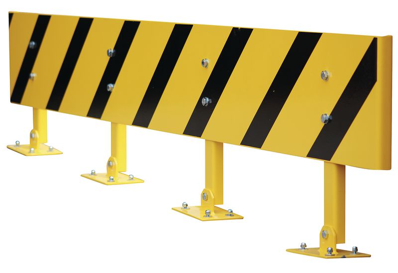 Height Adjustable Guardrail 2400mm Accessories
