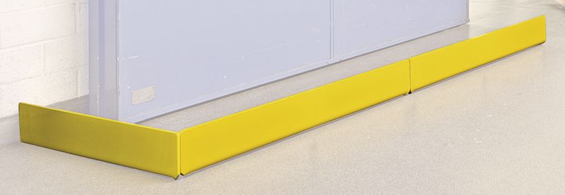 Sliding Door Protection Guard 800 mm 6 mm Gauge