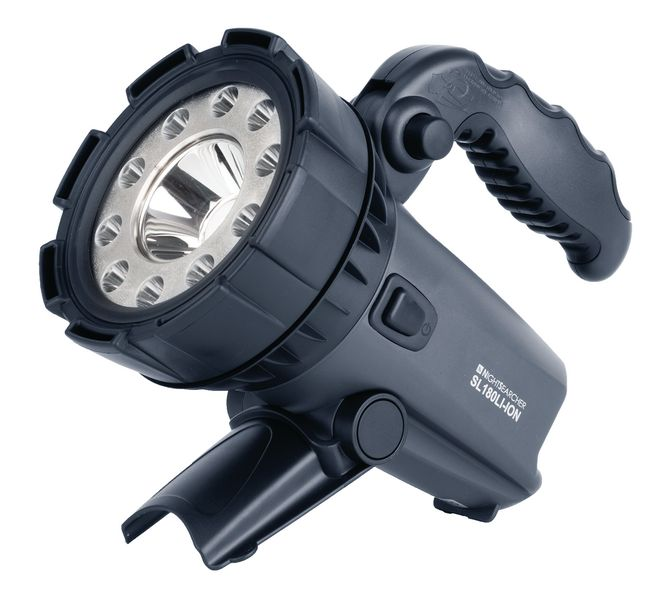 Sl180 Rechargeable Led Torch Safety Lights