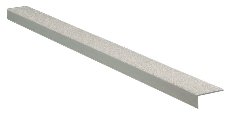 Course Stair Nosing Grip White 70 x 30 x 750 mm For Stairs