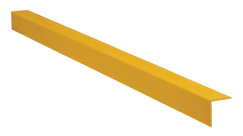 Fine Stair Nosing Grip Yellow 70 x 30 x 750 mm For Stairs