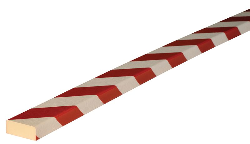 Surface Protector 50 x 20 mm 1M Red / White