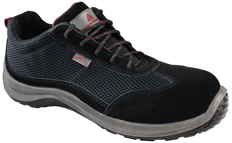 Asti S1P Safety Trainer Shoe Black 10 Shoes