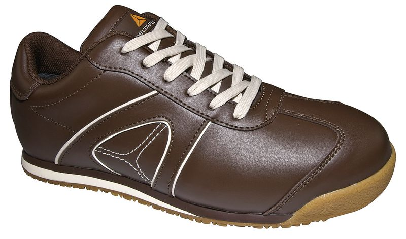 D-Spirit Safety Trainer Shoe S3 Brown 10 Shoes