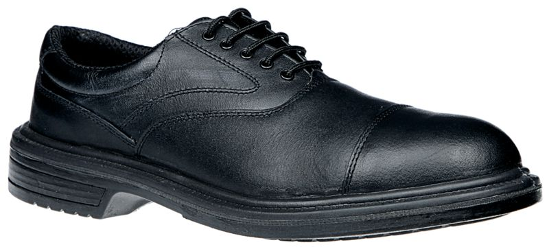 Oxford Leather Shoes Steel Toecap 11 Shoes