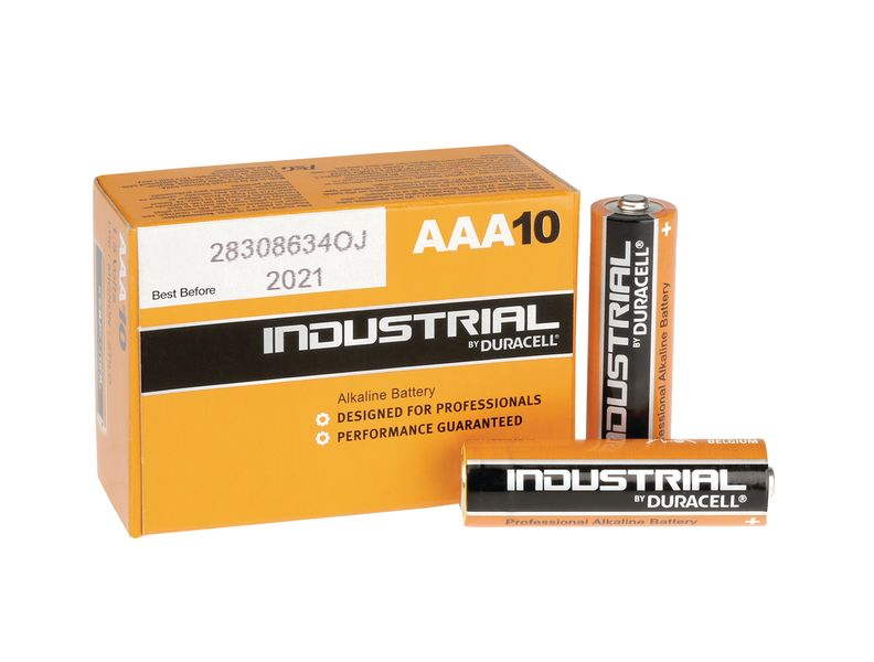 Duracell Procell Batteries Size Aaa Pack of 10 Battery