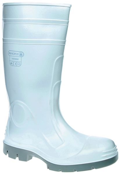 Size 10 White Wellington Boot Boots