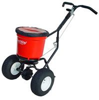heavy duty broadcast spreader 23kg
