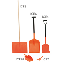 two part motorist shovel